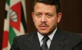 ملك الأردن يدعو لمواجهة خطاب الفتنة الطائفية في سوريا ومنع انتشارها