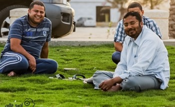 «الناس بعيون أبعاد» عدسة – أحمد غالي