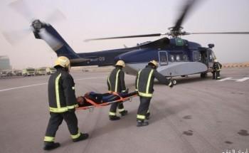 تقرير بالفيديو.. ٢٨ جهة تنفذ تمرين كارثة سقوط طائرة قبالة سواحل الخفجي