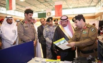 محافظ الخفجي يدشن فعاليات أسبوع المرور الخليجي بشعار «حياتك أمانة»