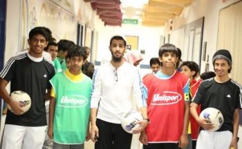 النادي الصيفي بالخفجي يستكمل برامجه الثقافية والرياضية