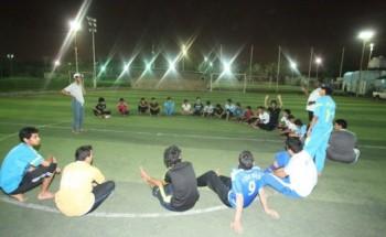 نادي الخفجي الموسمي يواصل فعاليات برنامج الرحلة الختامية بالمدينة المنورة