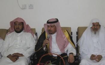 الهزاع يعلن دعم وتفعيل اللجان التطويرية للخفجي و يعد الريان بالجمعة في مسجد عُتبان