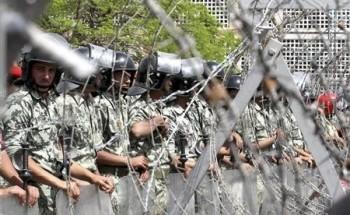 الجيش المصري يعتزم نشر قواته قبل احتجاجات 30 يونيو