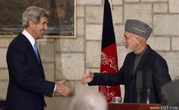 مسؤولون أفغان: أمريكا اكدت ان مكتب طالبان بالدوحة ليس اعترافا