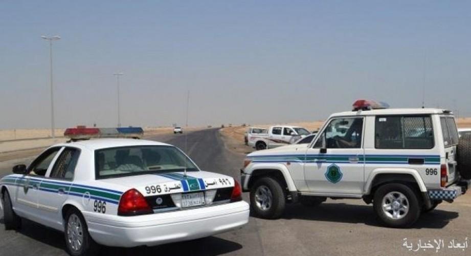 قيادة أمن طرق الزرقاني بالخفجي تقبض على شخص قام بسرقة مركبه والفرار بها