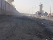 شارع اسكان قوى الأمن : «ما بين الحيوية المرورية والصيانة الضرورية»