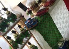 الإبتدائية العاشرة للبنات تنظم«يوم الجنادرية»التراثي