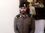 """ترقية الملازم اول سعد صنت الحربي إلى """"نقيب"""""""