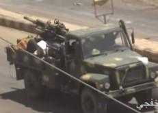 الجيش السورى يحرر عدة مناطق فى بادية السويداء ويضيق الخناق على داعش