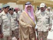 نائب وزير الدفاع يتفقَّد الوحدات العسكرية في الشرقية ويفتتح مركز فهد بن عبدالله لتمارين مراكز القيادة