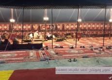 كرم الضيافة وحفاوة الاستقبال في «ربيع النعيرية» السابع عشر