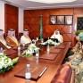 سمو الأمير سعود بن نايف يطلع على استعدادات المنافذ لاستقبال الحجاج