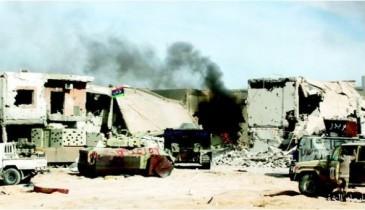 ليبيا: جماعات مسلحة تسيطر على بن جواد قرب موانئ نفط رئيسية