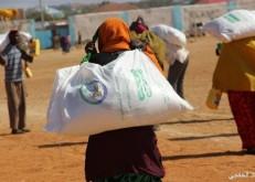 «الحملة السعودية للإغاثة»: توزيع 25 ألف سلة غذائية عاجلة بالصومال