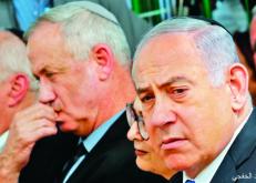 نتانياهو يرضخ لخيار الائتلاف الحكومي