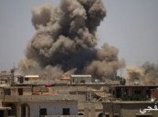 """الجيش السورى يقضى على إرهابيين من """"داعش"""" فى بادية السويداء"""