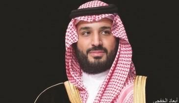 ولي العهد يؤكد دعم المملكة للجهود الأممية في اليمن