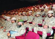 تخريج عدد من الدورات بكلية سلطان العسكرية بالظهران