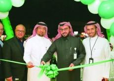 «زين السعودية» تدشن أول أفرع الخدمات السريعة