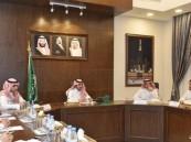 بدر بن سلطان بن عبدالعزيز يطلع على الخطة التشغيلية لمطار الملك عبدالعزيز الدولي الجديد