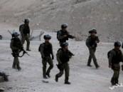 الاحتلال الإسرائيلى يهاجم مسيرة سلمية شمال رام الله