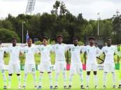 «الأخضر الشاب» يبدأ مشواره في كأس العالم بفرنسا.. اليوم
