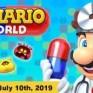 نينتندو تطلق لعبتها الجديدة Dr. Mario World على أندرويد وiOS فى 10 يوليو