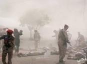 ميليشيات الحوثى تقصف مدينة الحديدة بالأسلحة الثقيلة والرشاشات