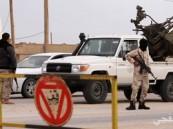 الجيش الليبى ينفذ 13 غارة ضد مواقع فى مصراتة