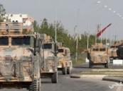 استمرار توغل آليات قوات الاحتلال التركى داخل سوريا وسط قصف مكثف