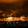 مسئولون عراقيون: حريق فى مرفأ بحرى لتصدير النفط بالبصرة يوقف تحميل الخام لفترة وجيزة