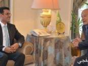 أبو الغيط يلتقى سفير اليمن ويؤكد دعم الجامعة العربية للشرعية اليمنية