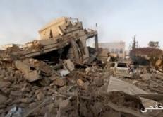التحالف العربى يقيم جسرا جويا للمساعدات الإغاثية لنازحى الحديدة باليمن