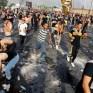 مقتل متظاهر وإصابة 11 شرطيا فى محافظة ذى قار العراقية