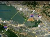 جوحل تطلق أداة لقياس المسافات والمساحات على Google Earth