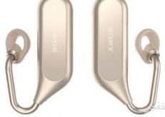 سونى تكشف عن سماعات Xperia Ear Duo اللاسلكية خلال مؤتمر MWC 2018
