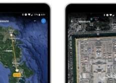 """جوجل تطلق أداة لقياس المساحات على """"Google Earth"""""""
