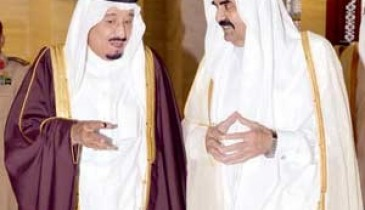 """المملكة وقطر تعمقان نهج """"التشاور"""""""