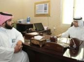 مدير فرع وزارة التجارة بالخفجي يقدم إجاباته على أسئلة اللقاء السابق