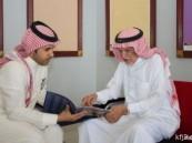 """الماهل يستضيف العم حسين القحطاني في """"أبعاد وأعيان"""""""