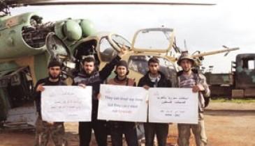 """واشنطن تدرس """"مبادرة"""" حيال سورية وتستبعد تسليح """"المعارضة"""""""