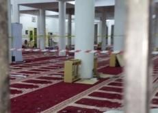 الداخلية: استشهاد مصلٍّ وإصابة آخرين في تفجير بمسجد المشهد بنجران