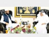 """مسؤول باكستاني: نقدر جهود الملك لخدمة """"ضيوف الرحمن"""""""