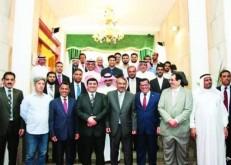 الملحقية الثقافية في ماليزيا تدشن فعاليات بيت الطالب السعودي