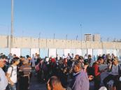 الاحتلال يغتال امــرأة ويعتقل أربعة أطفال