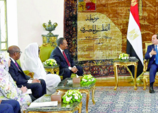 مصر والسودان تشددان على تعزيز التعاون الاستراتيجي