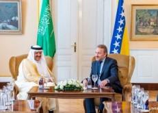 الرئيس البوسني: خادم الحرمين يمثل شخصية استثنائية لدى الشعب البوسني