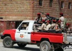قتلى وجرحى من الحوثيين فى كمين للجيش اليمنى بمحافظة البيضاء