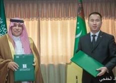 وزير التجارة يبحث مع رئيس تركمانستان التعاون في المجالات الاقتصادية